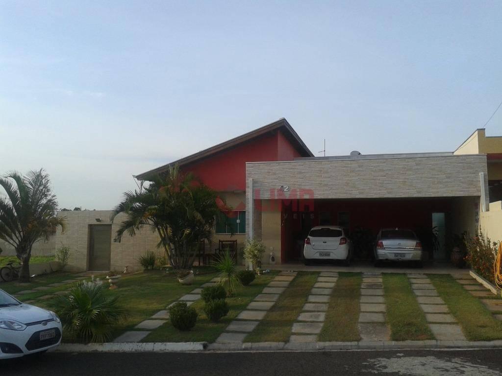 Casa residencial à venda, Vale Florido II, Piratininga.
