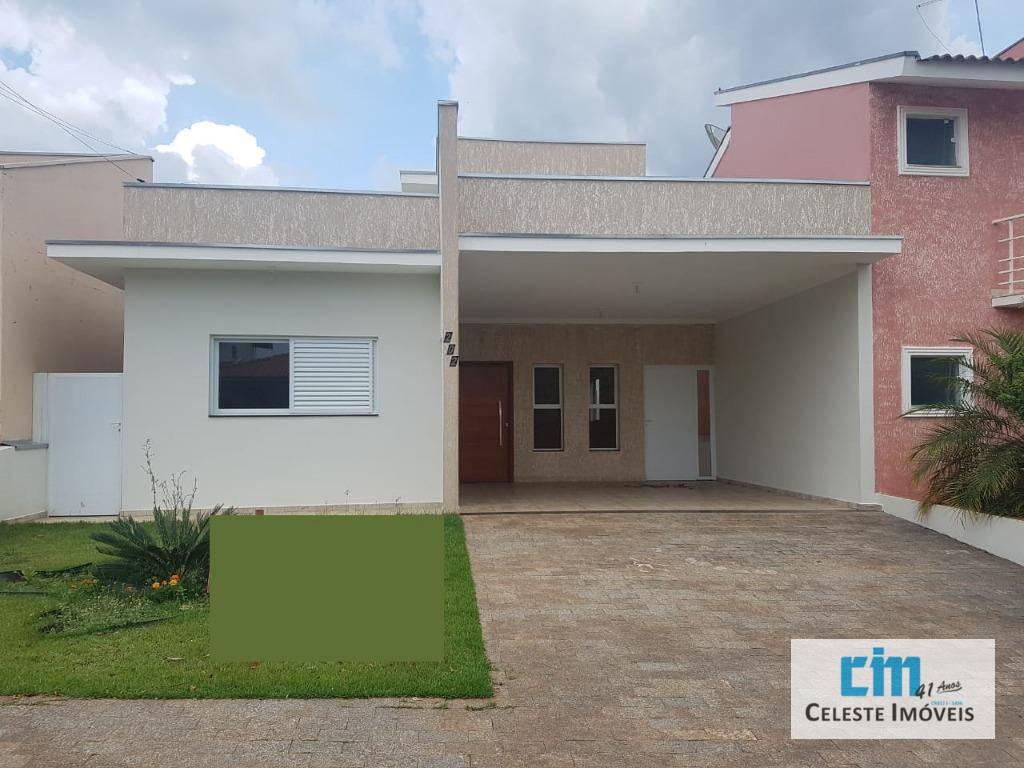 Casa residencial para locação, Vivendas do Parque, Boituva.