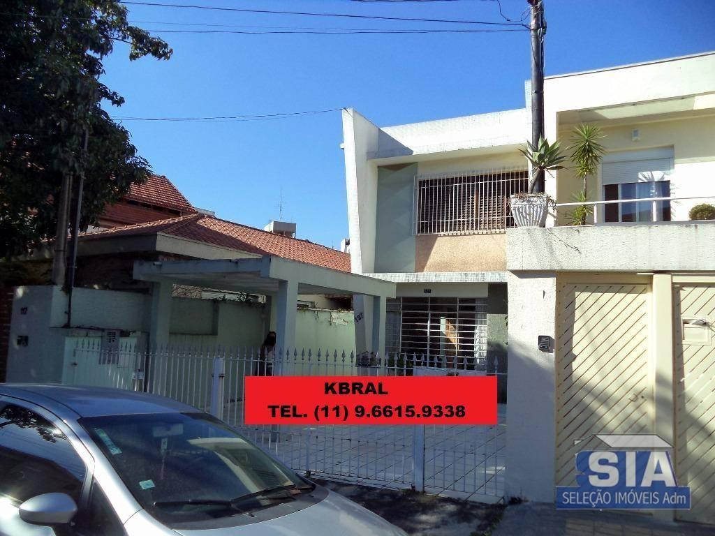 Casa com 3 dormitórios à venda, 190 m² por R$ 2.400.000 - Vila Madalena - São Paulo/SP
