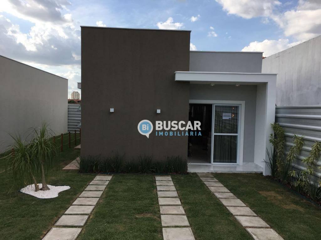 Casa com 3 dormitórios à venda, 56 m² por R$ 146.990 - Sim - Feira de Santana/BA