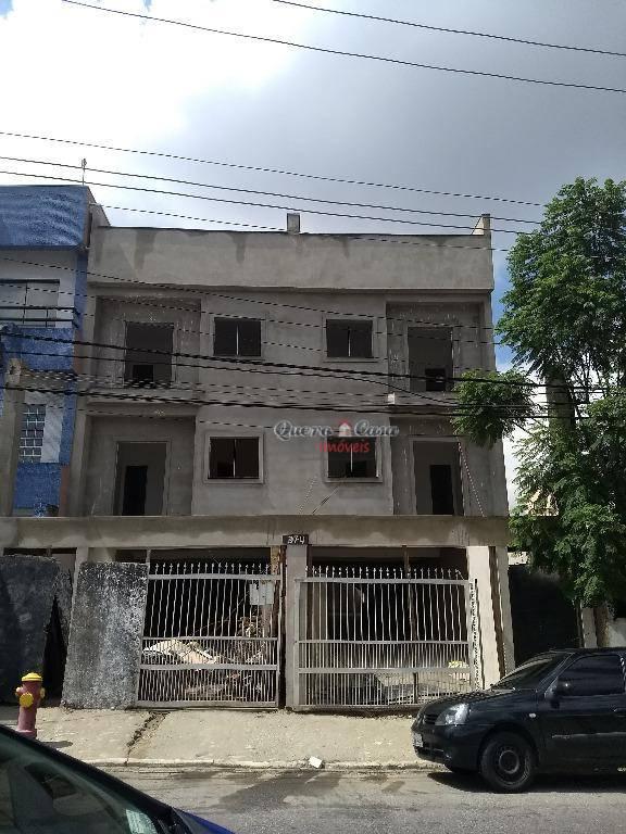 Apartamento residencial à venda, Vila Alto de Santo André, S