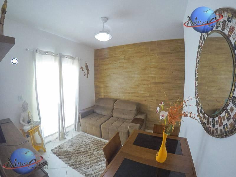 Apartamento 2 Dormitórios Vista Mar, Mongaguá.