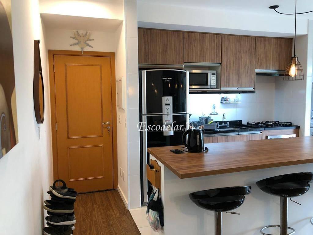 Apartamento com 2 dormitórios à venda, 94 m² por R$ 950.000,00 - Tamboré - Santana de Parnaíba/SP
