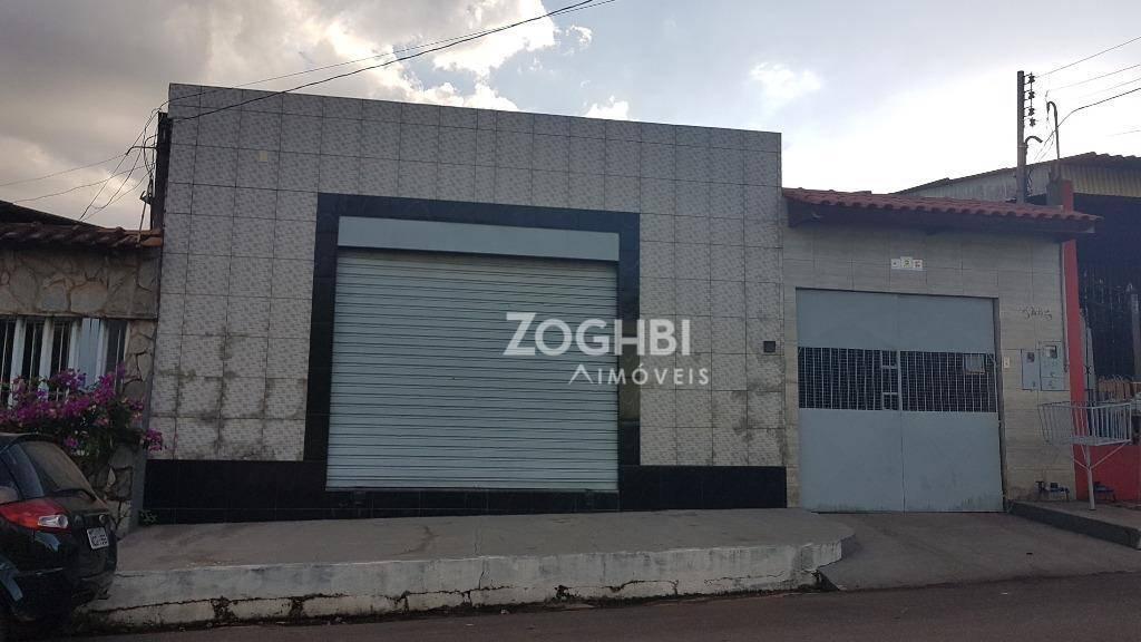 Ponto comercial para locação, Flodoaldo Pontes Pinto, Porto Velho.