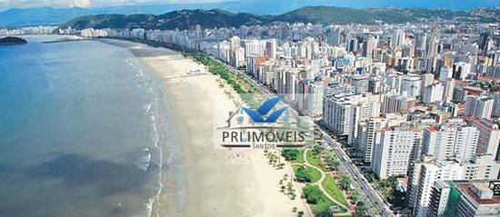 Ponto à venda, 400 m² por R$ 350.000,00 - Gonzaga - Santos/SP