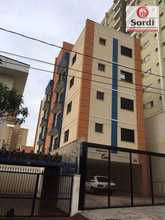 Apartamento residencial à venda, Jardim Macedo, Ribeirão Preto.