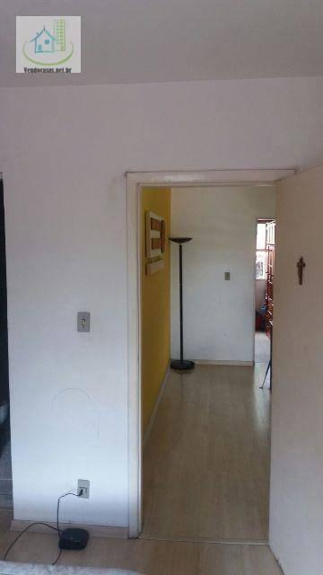 Sobrado de 2 dormitórios à venda em Campo Grande, São Paulo - SP
