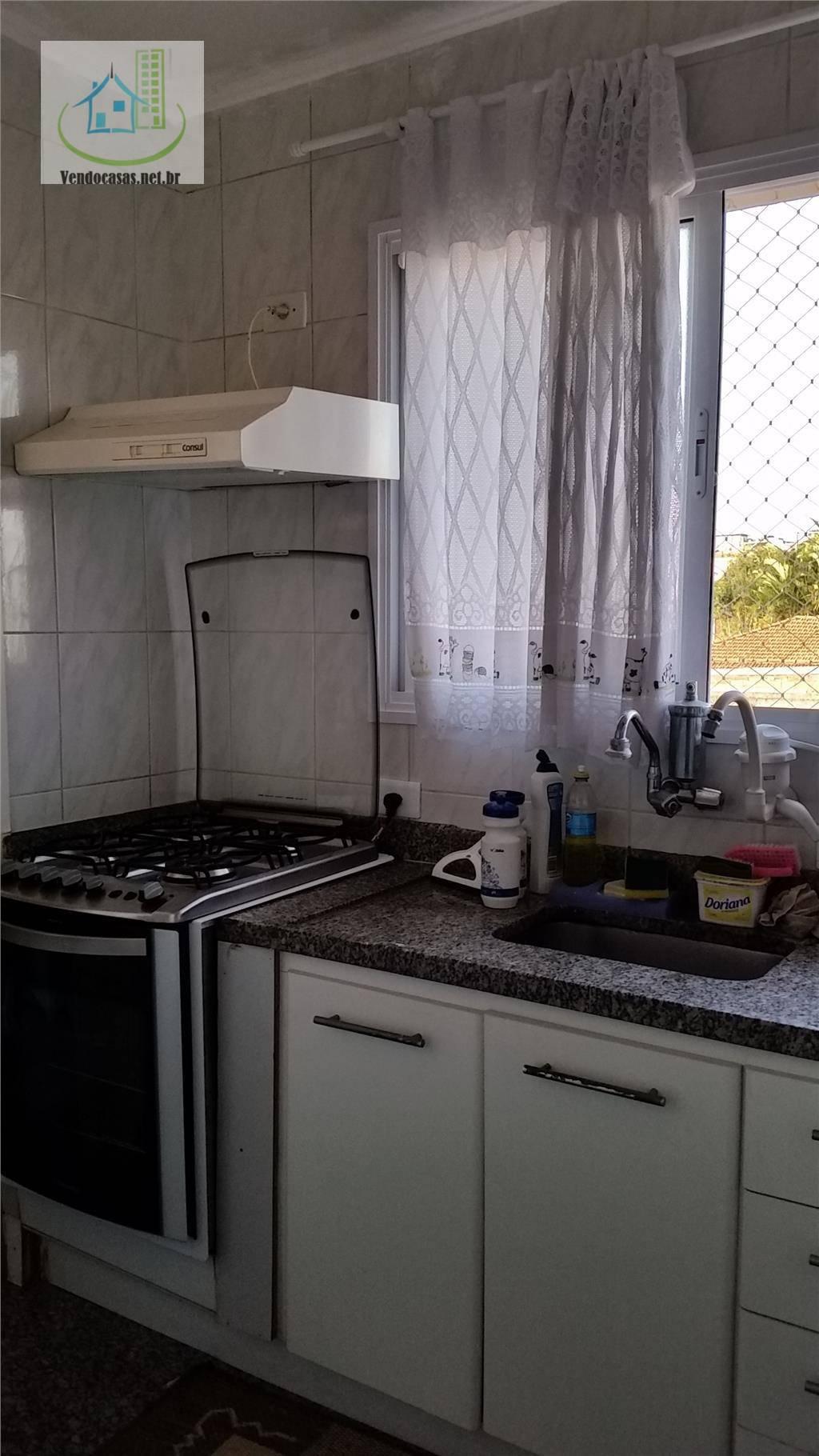 Apartamento de 2 dormitórios à venda em Jardim Santa Cruz (Campo Grande), São Paulo - SP