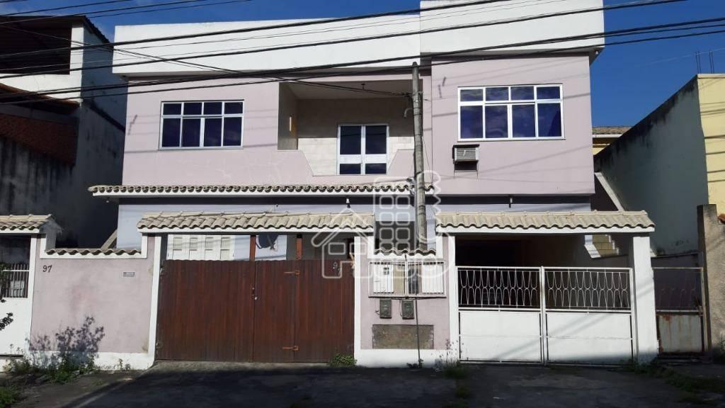 Casa com 2 dormitórios à venda, 76 m² por R$ 250.000 - Alcântara - São Gonçalo/RJ
