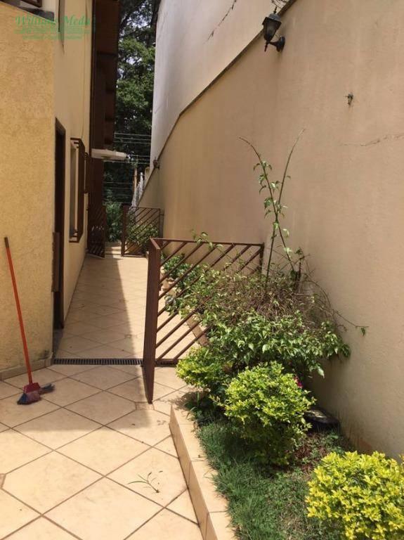 Sobrado residencial à venda, Jardim Maia, Guarulhos.