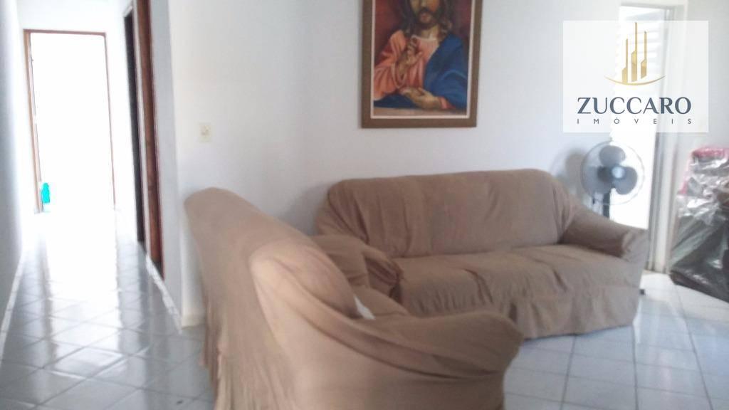 Sobrado de 5 dormitórios à venda em Jardim Pinhal, Guarulhos - SP