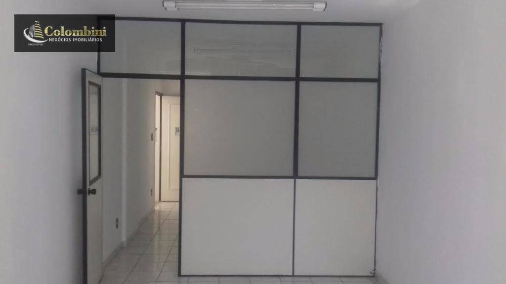 Sala à venda, 50 m² - Centro - São Caetano do Sul/SP