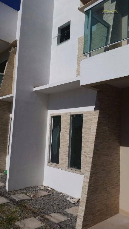 Casa 2 Dorm, Jacaraípe, Serra (CA0088) - Foto 5