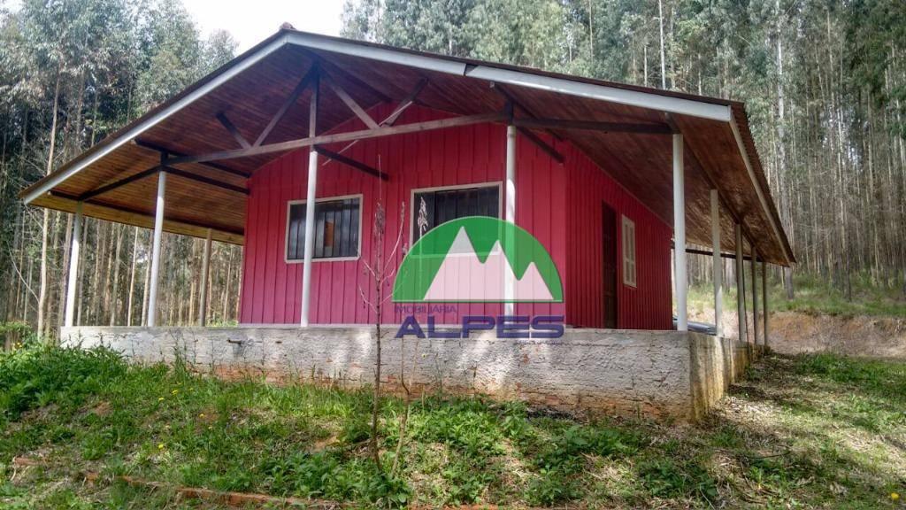 Chácara residencial à venda, Zona Rural, Mandirituba.
