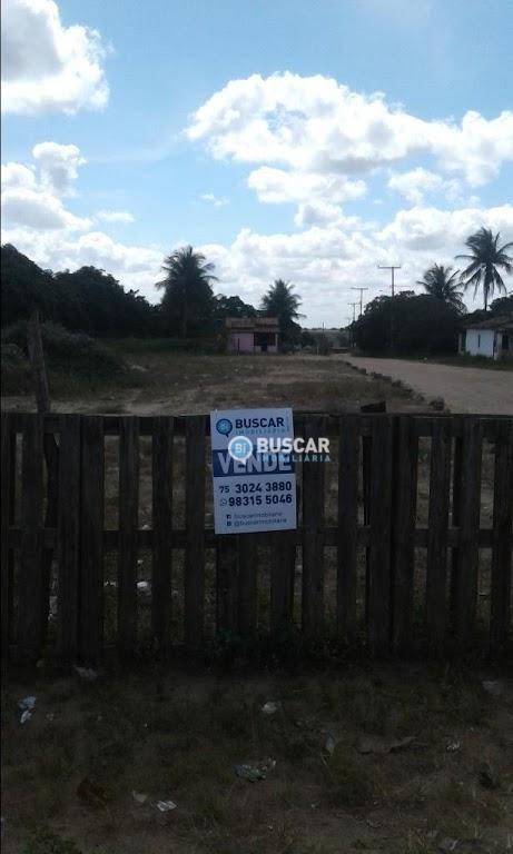 Terreno à venda, 250 m² por R$ 120.000,00 - Sim - Feira de Santana/BA