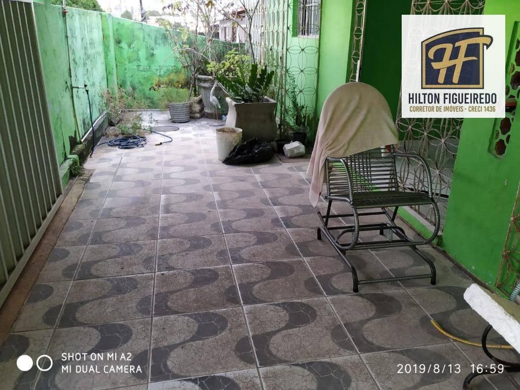 Casa à venda ou trocar, 150 m² por R$ 180.000 - Castelo Branco - João Pessoa/PB