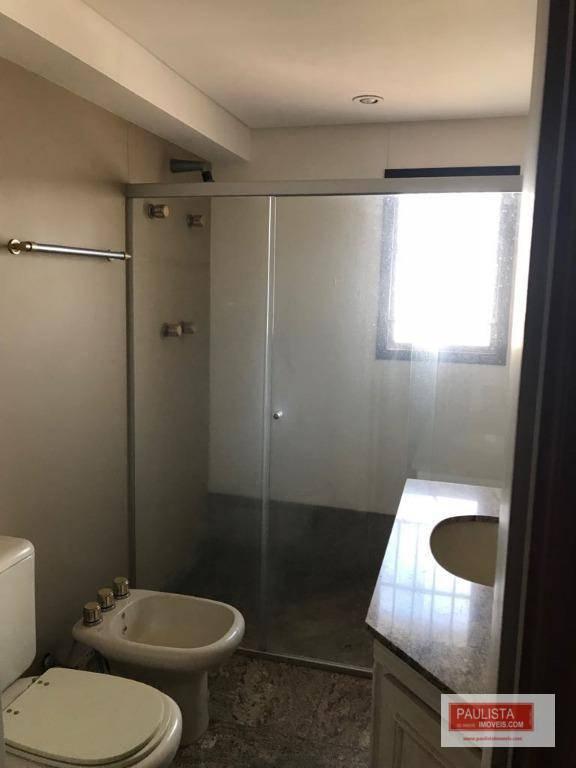 Apartamento residencial para venda e locação, Santo Amaro, São Paulo.