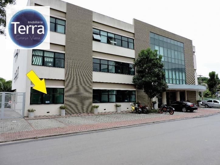 Sala à venda, 57 m² por R$ 270.000 - Prime Office 23 - Granja Viana