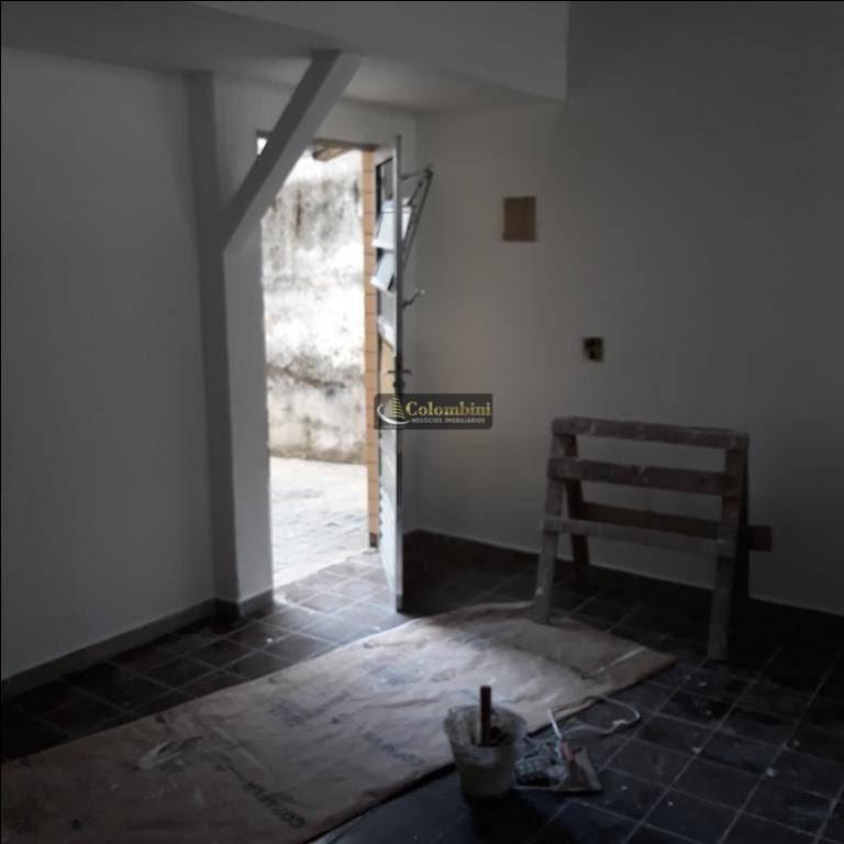 Casa com 2 dormitórios para alugar, 55 m² - Osvaldo Cruz - São Caetano do Sul/SP
