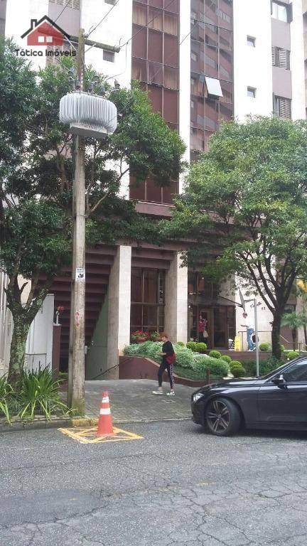 Apartamento residencial para locação, Água Verde, Curitiba.