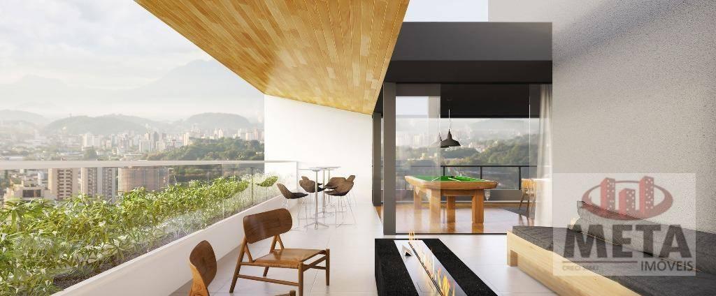 Apartamento com 2 Dormitórios à venda, 66 m² por R$ 378.900,00