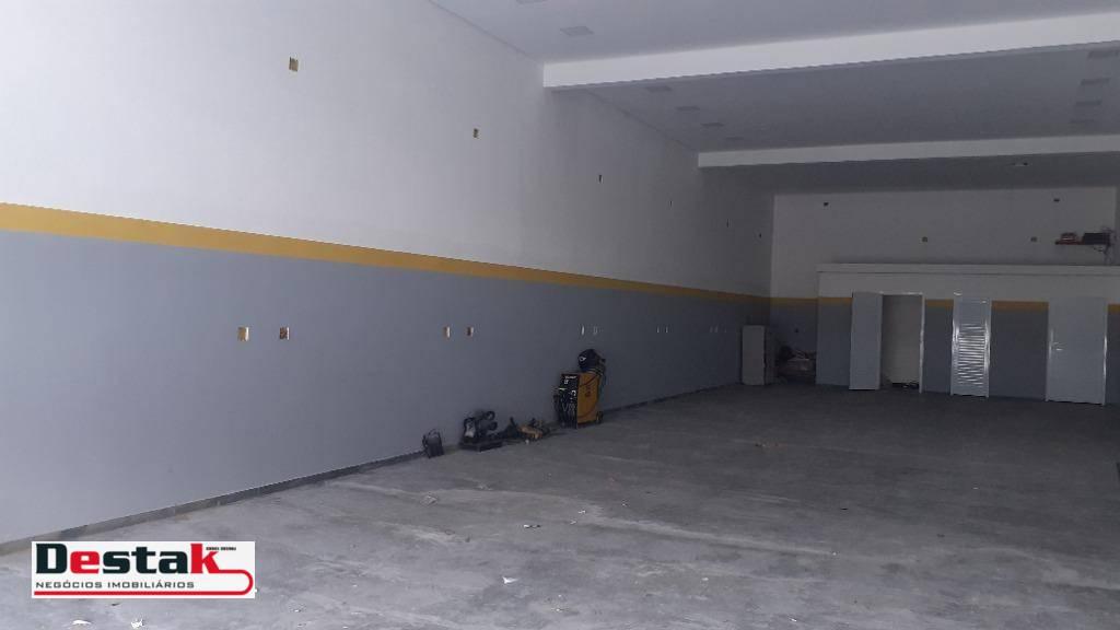 Galpão Comercial, Bairro Santa Terezinha, 181 Metros!!