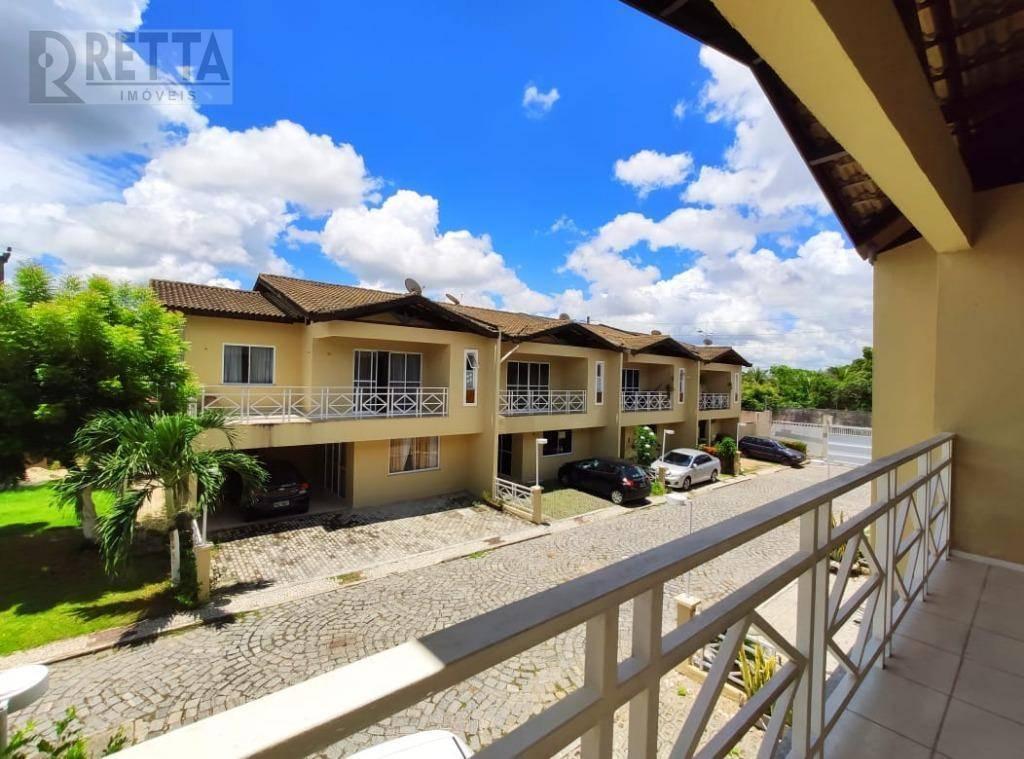Casa à venda, 143 m² por R$ 320.000,00 - Guaribas - Eusébio/CE