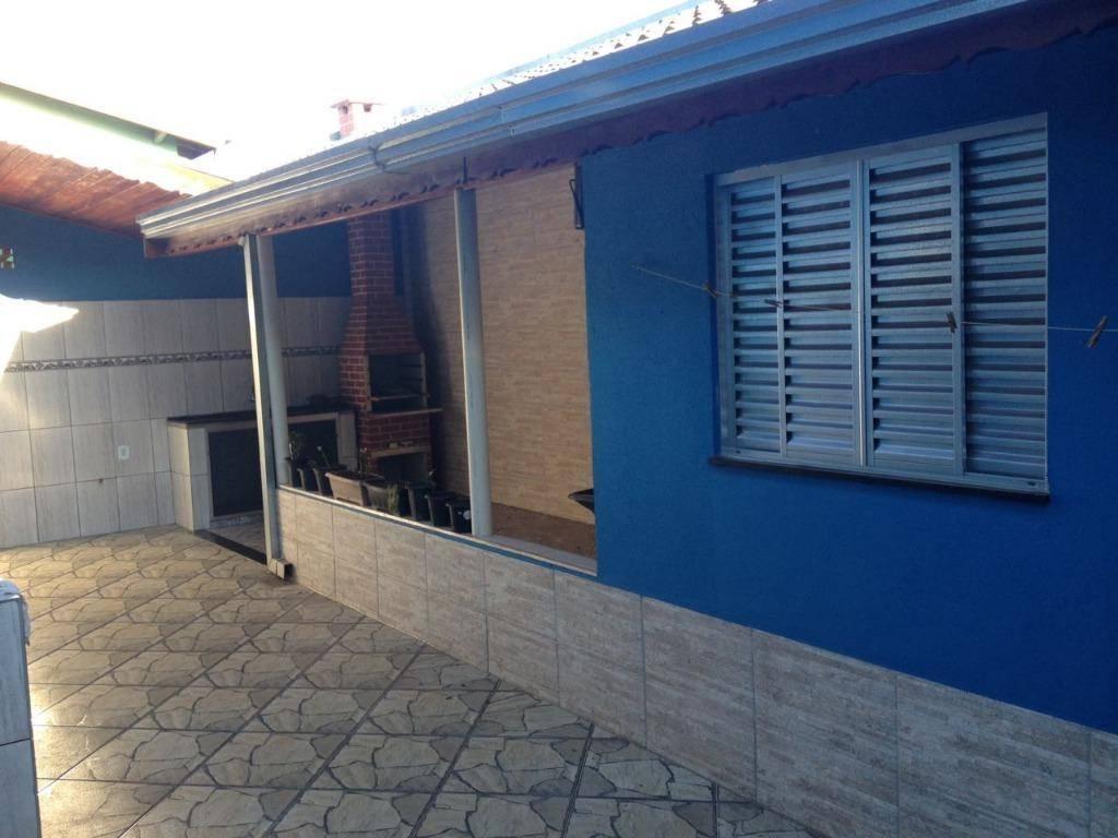 Casa 3 Dorm, Residencial Parque Pavan, Sumare (CA1728)
