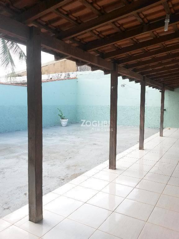 Casa residencial à venda, Flodoaldo Pontes Pinto, Porto Velho - CA1284.