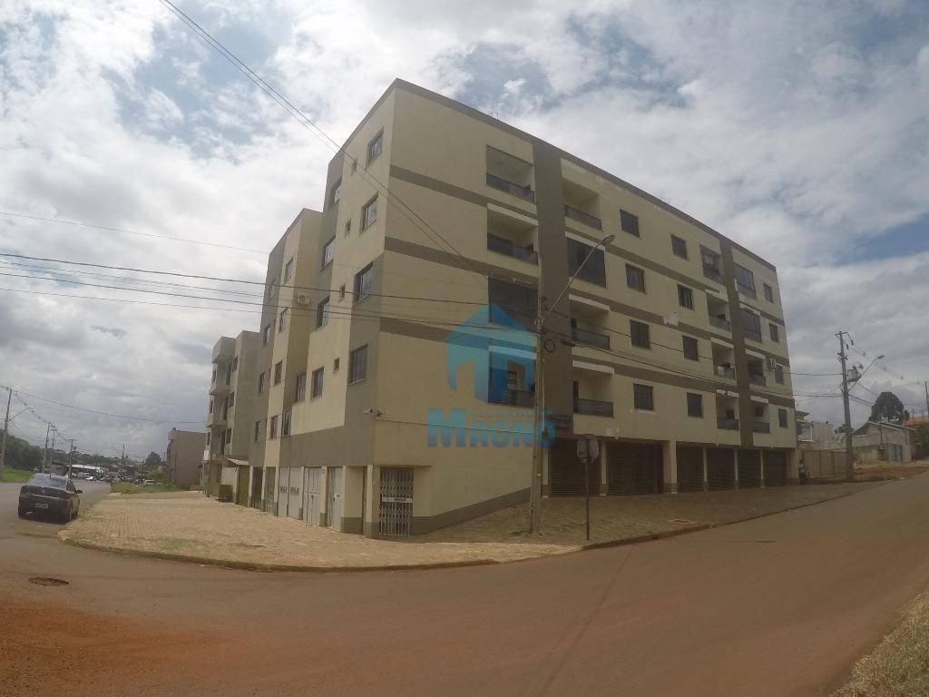 Apartamento residencial à venda, Pacaembu, Cascavel.