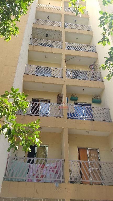 Apartamento residencial à venda, Mikail II, Guarulhos.