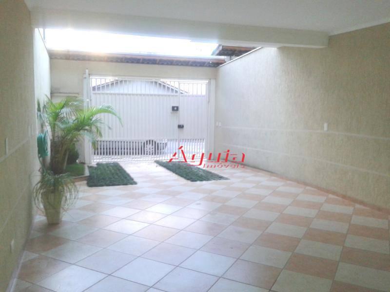 Casa residencial à venda, Vila Curuçá, Santo André - CA0189.
