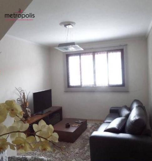 Sobrado residencial à venda, São José, São Caetano do Sul -