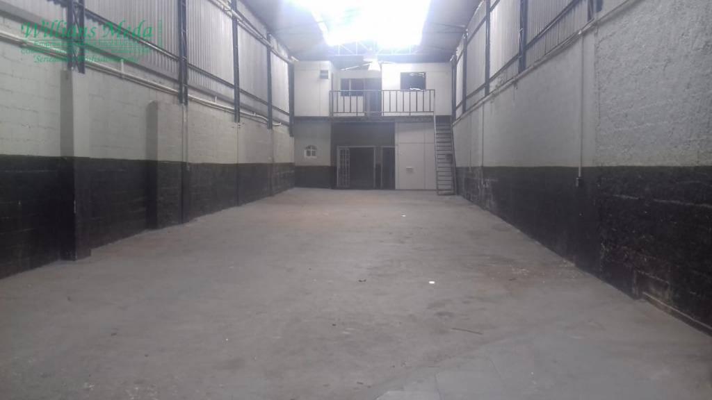 Galpão para alugar, 460 m² por R$ 4.500/mês - Penha de França - São Paulo/SP