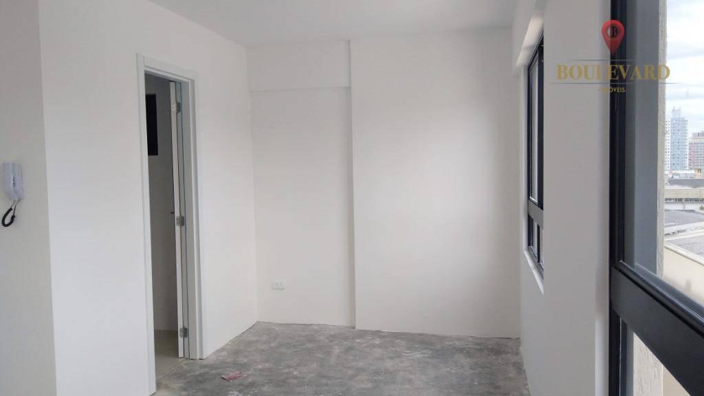 Studio Novo no Centro, Curitiba.