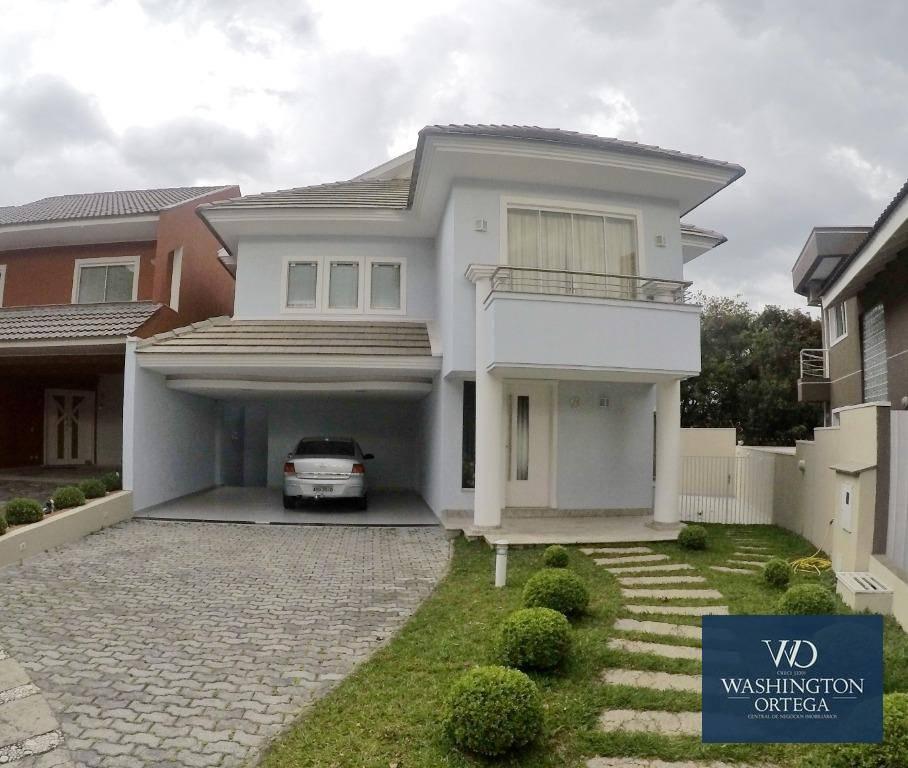 Sobrado com 4 dormitórios à venda, 329 m² por R$ 1.550.000 - Uberaba - Curitiba/PR