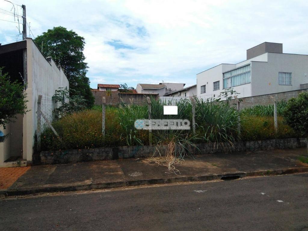 Terreno comercial à venda, Parque Residencial Alcântara, Londrina.