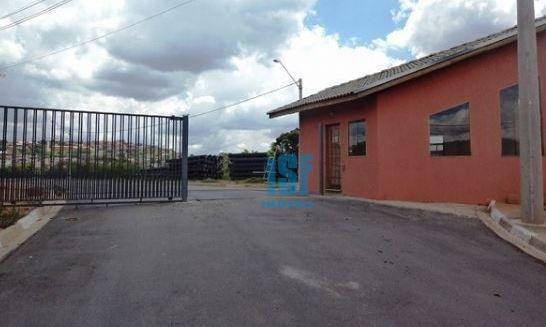 Terreno 300 m² à venda, Vila Santa Rosália, São Roque.