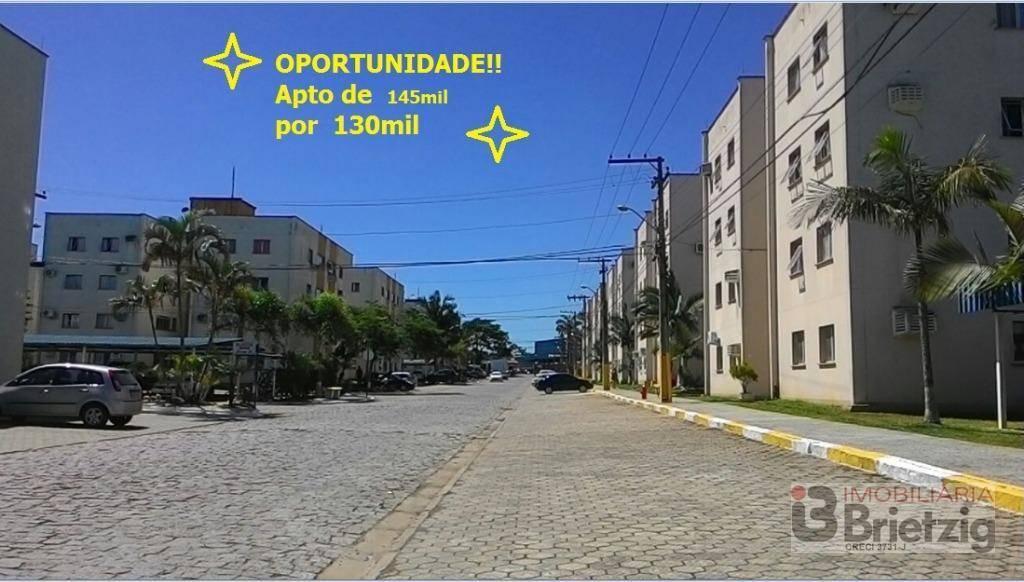 Apartamento à venda  no Guanabara - Joinville, SC. Imóveis