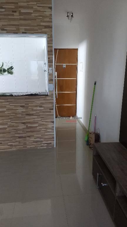 Apartamento residencial para venda e locação, Mikail II, Gua