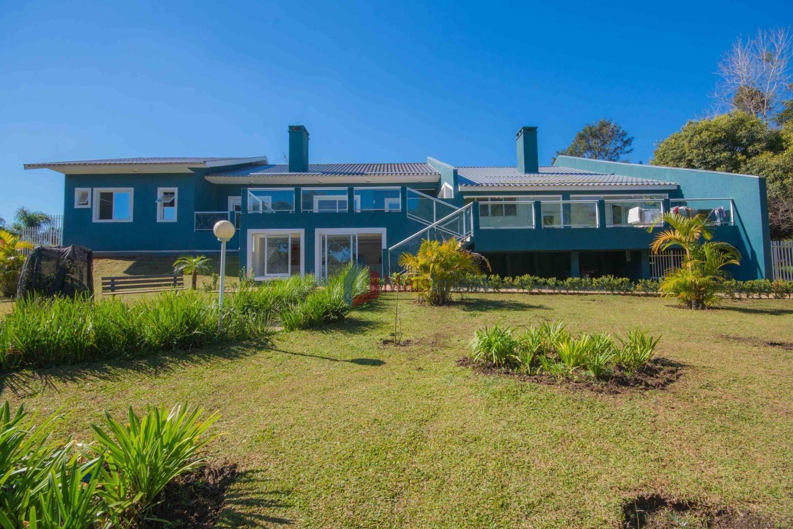 Casa com 5 dormitórios à venda, 450 m² por R$ 2.590.000 - Jardim Menino Deus - Quatro Barras/PR