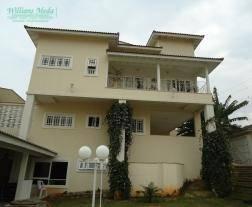 Sobrado residencial à venda, Vila Rosália, Guarulhos - SO007