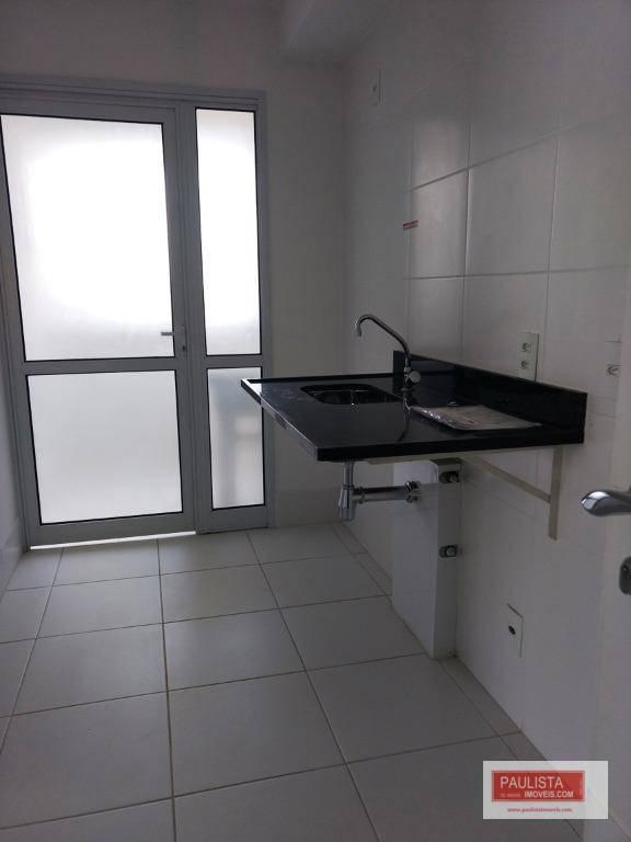 Apartamento com 3 dormitórios à venda, 92 m² por R$ 673.000 - Chácara Santo Antônio (Zona Sul) - São Paulo/SP