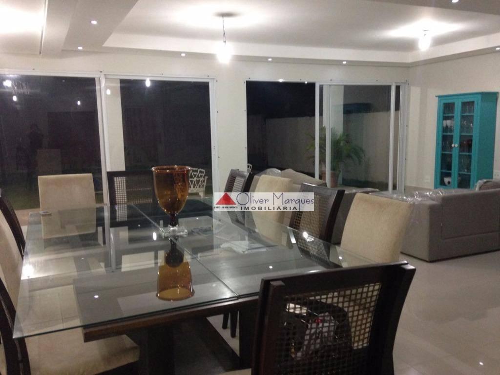 Sobrado residencial à venda, Santana de Parnaíba, Santana de Parnaíba - SO1717.