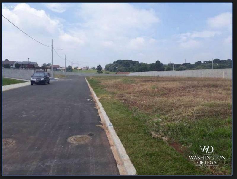 Terreno à venda, 122 m² por R$ 99.180 - Capela Velha - Araucária/PR