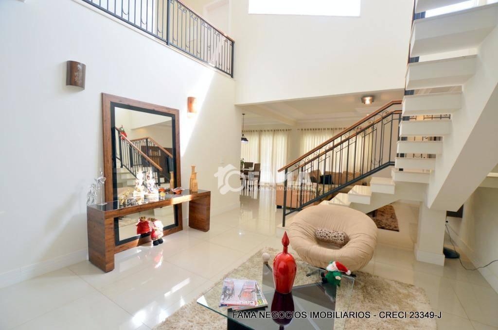 Casa de 3 dormitórios à venda em Condomínio Yucatan, Paulínia - SP