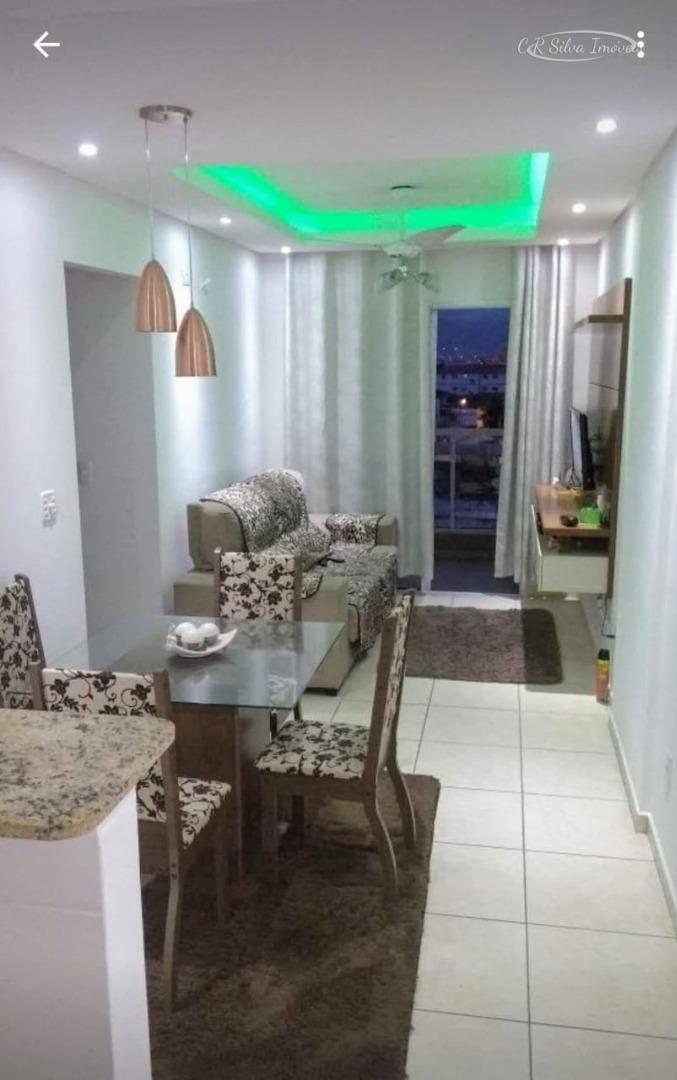 Apartamento com 2 dormitórios à venda, 59 m² por R$ 285.000 - Centro - São Vicente/SP