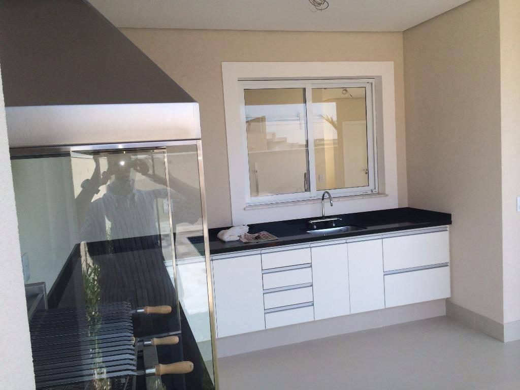 Casa 3 Dorm, Condomínio Reserva Real, Paulinia (SO0025) - Foto 17