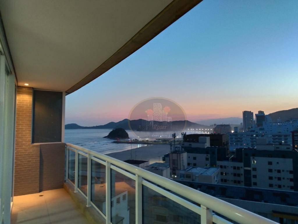 Apartamento, 54 m² - venda por R$ 948.700,00 ou aluguel por R$ 3.600,00/mês - Gonzaga - Santos/SP