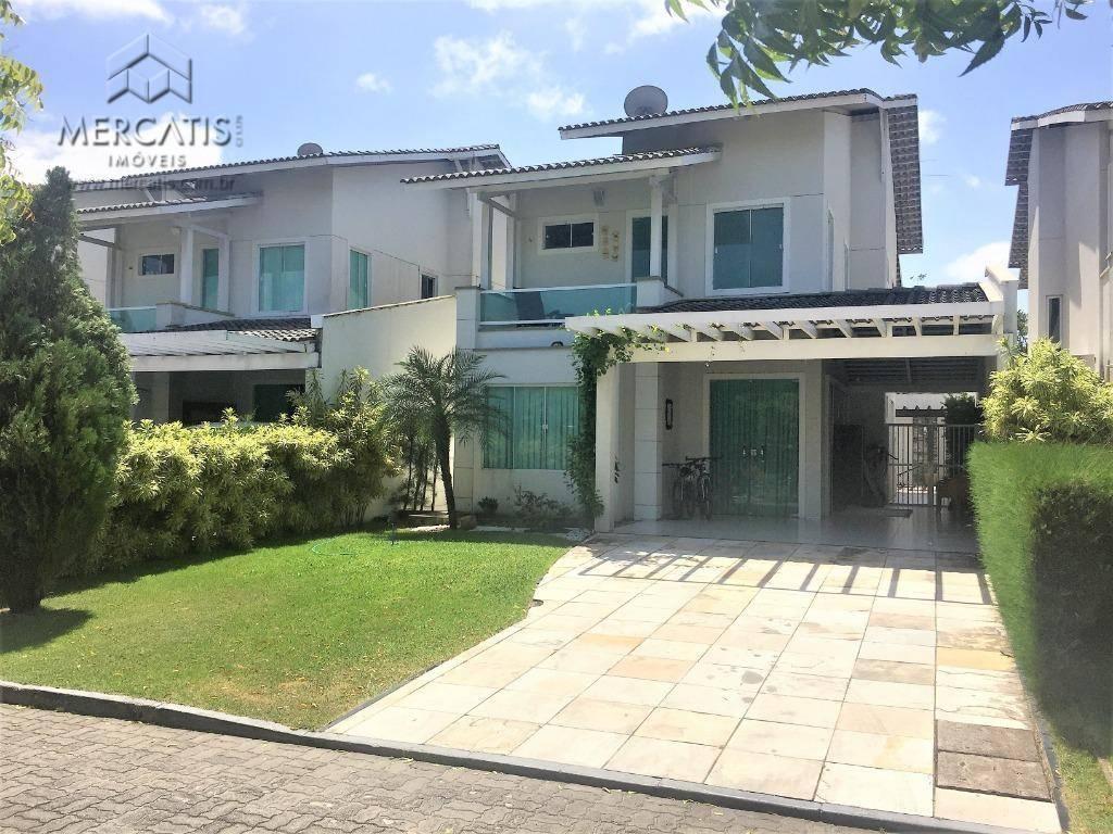 Casa Duplex à venda | Condomínio Ásia Imperial | Bairro Sapiranga | Fortaleza (CE) -